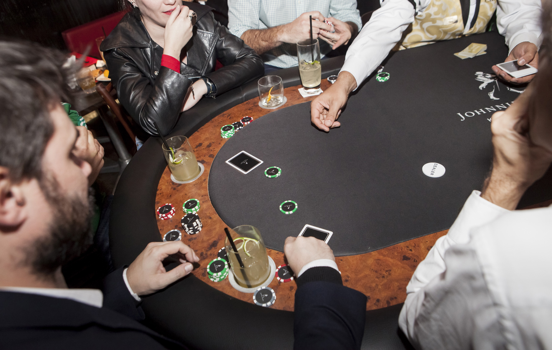 Johnnie Walker Poker Night 12, cred Rodrigo Capote pq